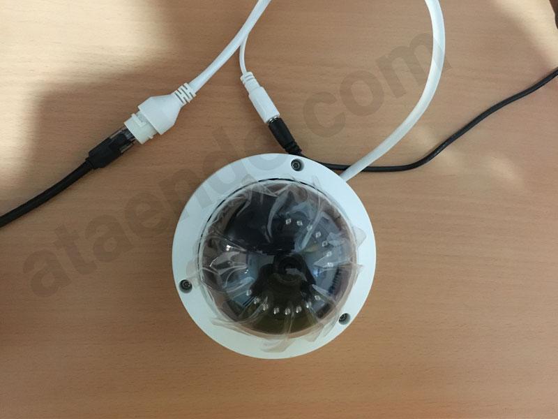Fixed Dome IP Camera
