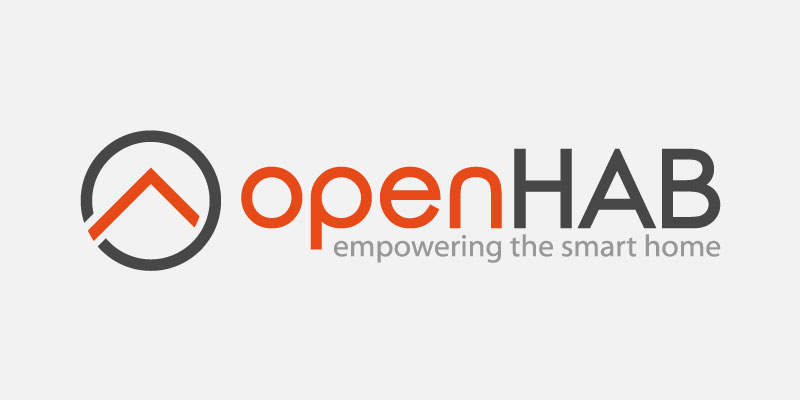 Openhab home automation software