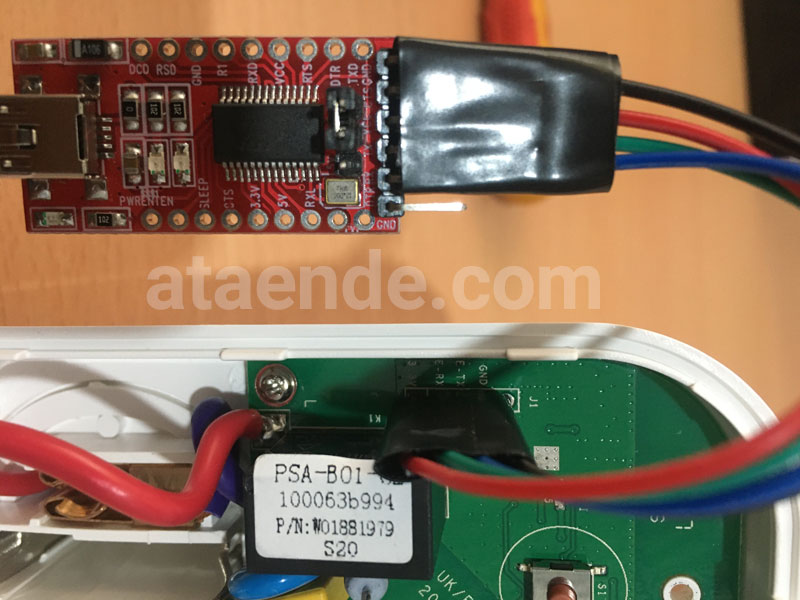 Sonoff Ft232 Wiring