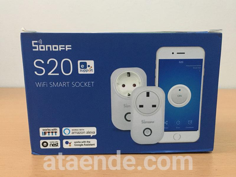 Sonoff S20